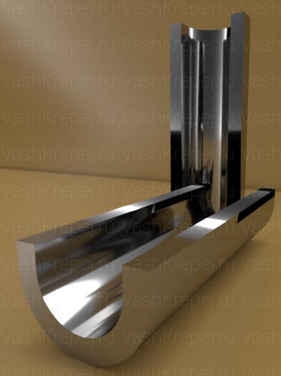 Скобы-накладки (ванночки) ГОСТ 14098-2014 от ВашКрепеж